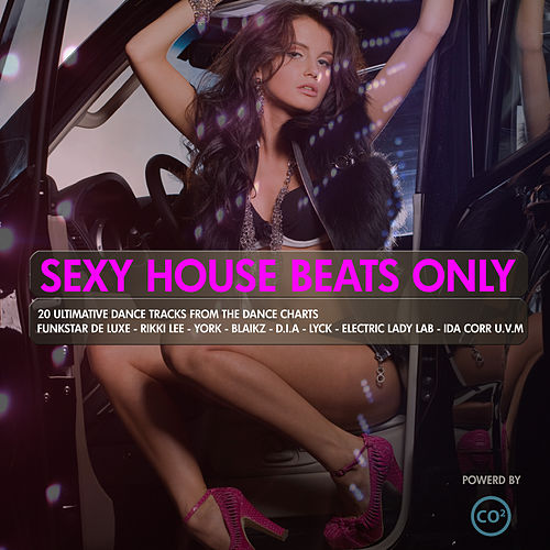Sexy House Beats only von Various Artists