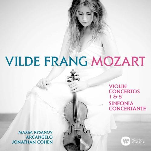Mozart: Violin Concertos Nos 1, 5 & Sinfonia concertante von Vilde Frang