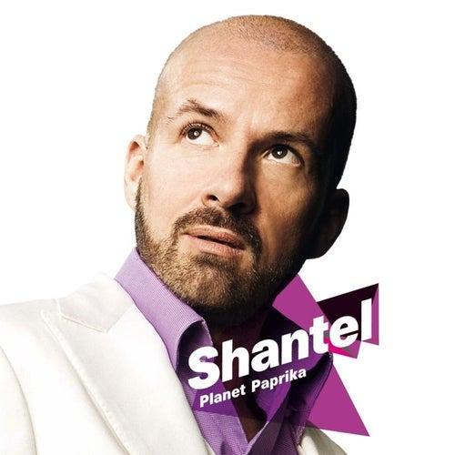 Planet Paprika de Shantel