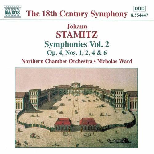 Symphonies Vol. 2 von Johann Stamitz