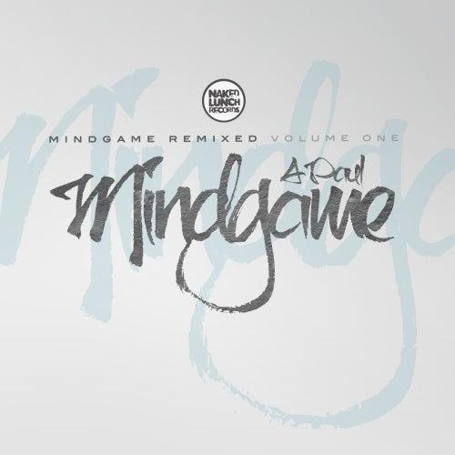 Mindgame Remixed - Volume One - EP von A. Paul