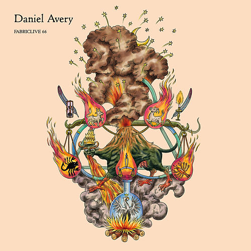 FABRICLIVE 66: Daniel Avery de Various Artists