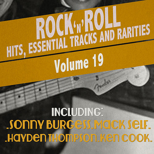 Rock 'N' Roll Hits, Essential Tracks and Rarities, Vol. 19 de Various Artists