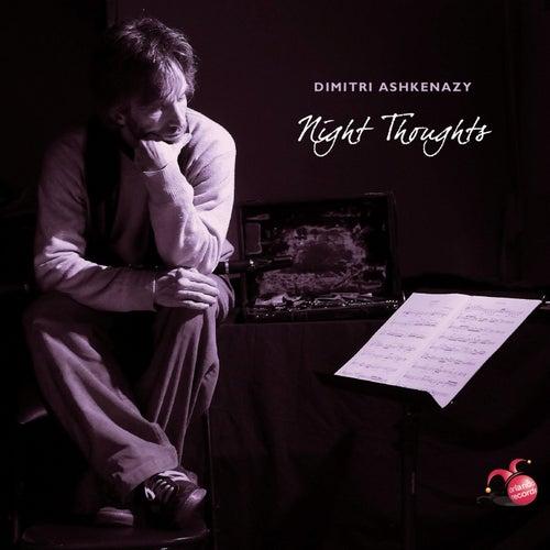 Night Thoughts de Dimitri Ashkenazy