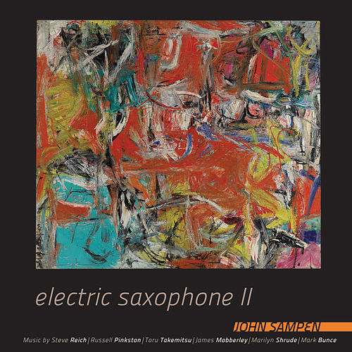 Electric Saxophone II de John Sampen