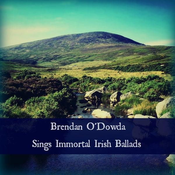 Sings Immortal Irish Ballads by Brendan O'Dowda : Napster