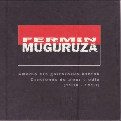 Fermin Muguruza Canciones de Amor y Odio (1984-1998) de Various Artists