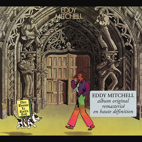 Dieu Benisse Le Rock'N'Roll by Eddy Mitchell