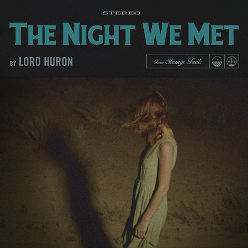 The Night We Met by Lord Huron