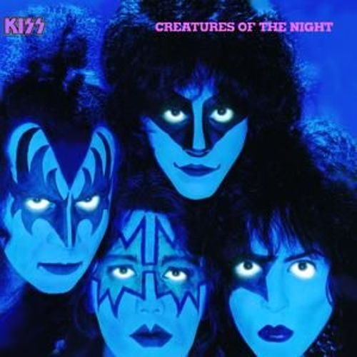 Creatures Of The Night de KISS