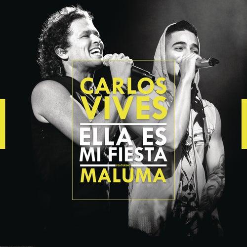 Ella Es Mi Fiesta (Remix) by Carlos Vives