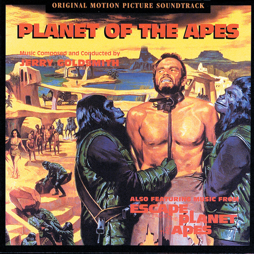 Planet Of The Apes de Jerry Goldsmith
