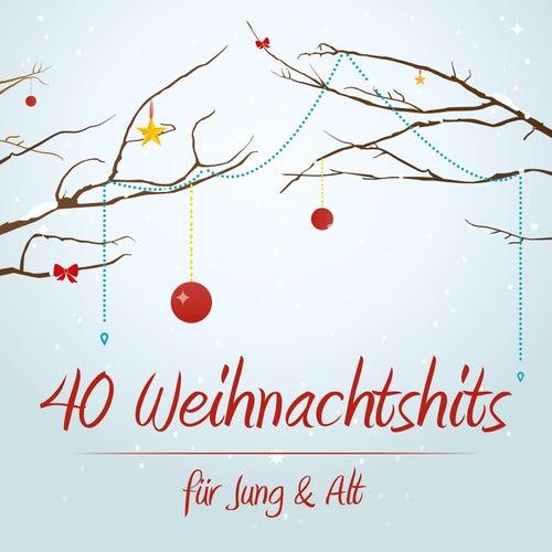 40 Weihnachtshits - Für Jung und Alt von Various Artists