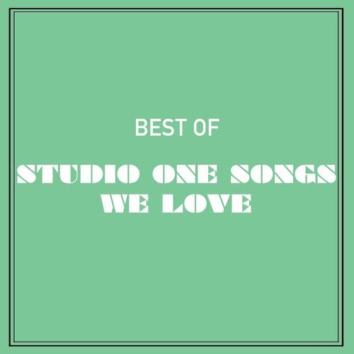 Best of Studio 1 Songs We Love de Various Artists