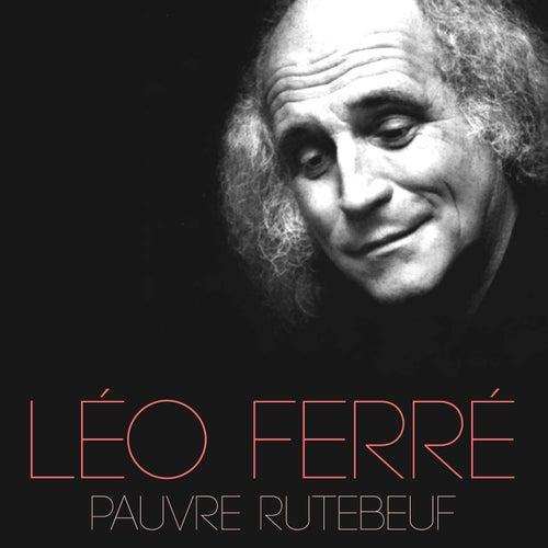 Pauvre Rutebeuf Rouge Records De Leo Ferre Napster