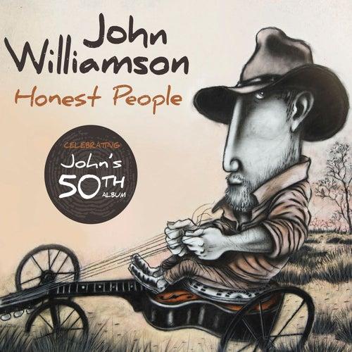 Honest People by John Williamson