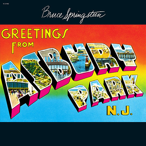 Greetings From Asbury Park, N.J. fra Bruce Springsteen