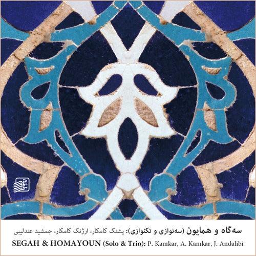 Segah va Homayoun (Solo & Trio) by Various Artists