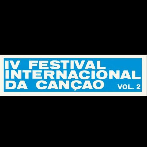 Iv Festival Internacional da Canção, Vol. 2 (Ao Vivo) de Various Artists