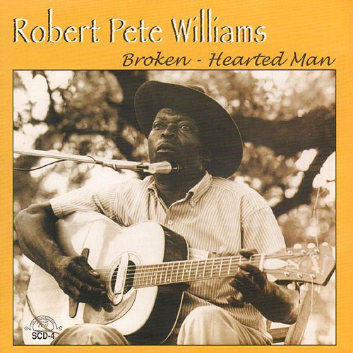Broken-Hearted Man by Robert Pete Williams
