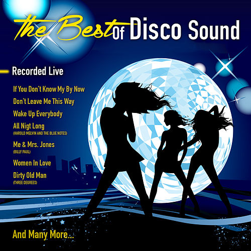 The Best Of Disco Sound by Various Artists