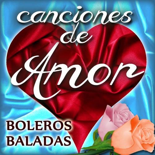 Canciones de Amor (Boleros y Baladas) de Various Artists