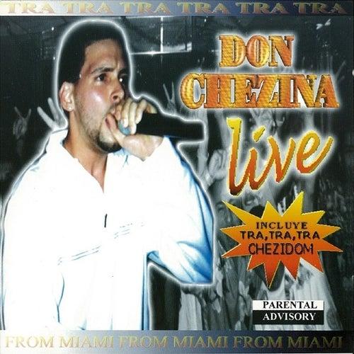 Don Chezina Live de Don Chezina