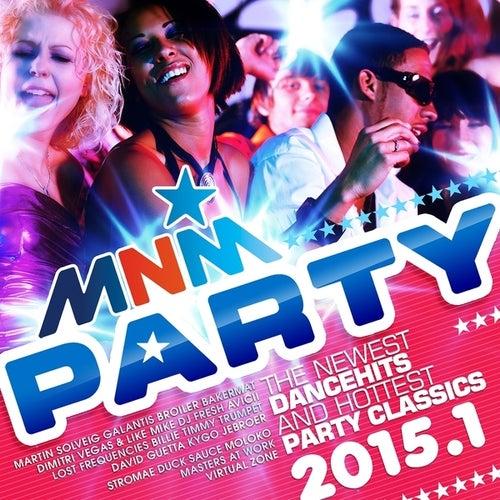 MNM Party 2015/1 de Various Artists