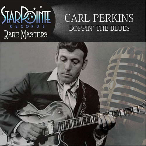 Boppin' the Blues fra Carl Perkins