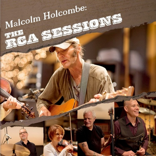 The RCA Sessions by Malcolm Holcombe