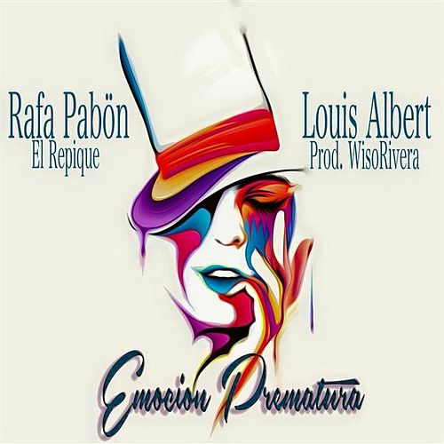 Emoción Prematura (feat. Louis Albert) by Rafa Pabön