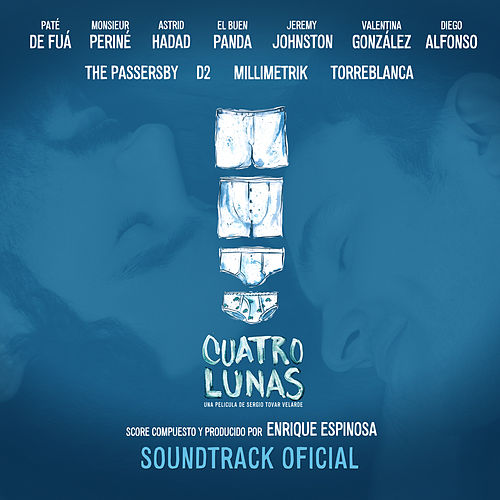 Cuatro Lunas (Original Motion Picture Soundtrack) de Various Artists