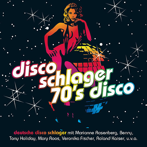 Disco Schlager 70's Disco von Various Artists