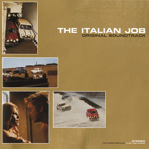 The Italian Job (Original Soundtrack) by Quincy Jones