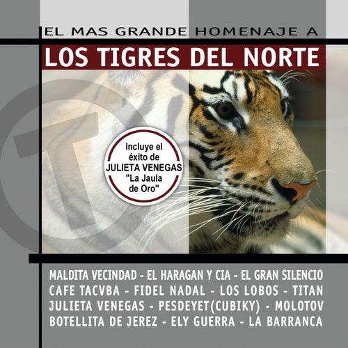 El Mas Grande Homenaje A Los Tigres Del Norte de Various Artists