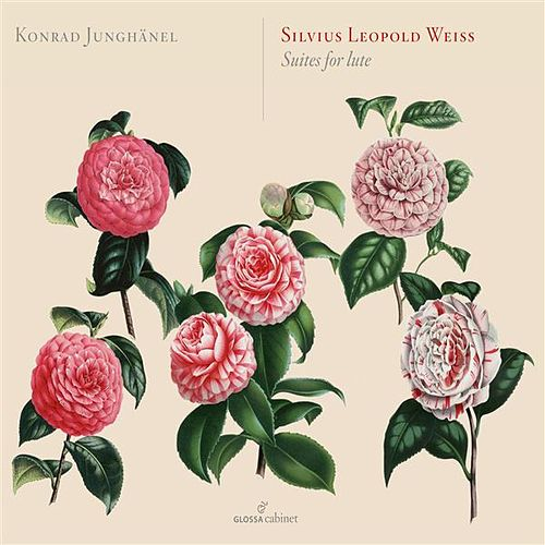 Weiss: Suites for Lute de Konrad Junghänel