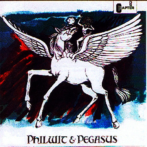 Philwit  And Pegasus by Mark Wirtz