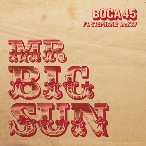 Mr Big Sun di Boca45