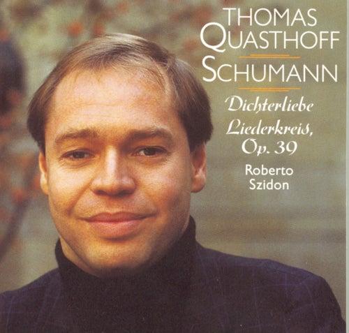 Schumann Liederkreis von Thomas Quasthoff