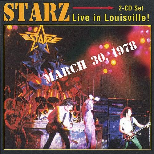 Live in Louisville de Starz
