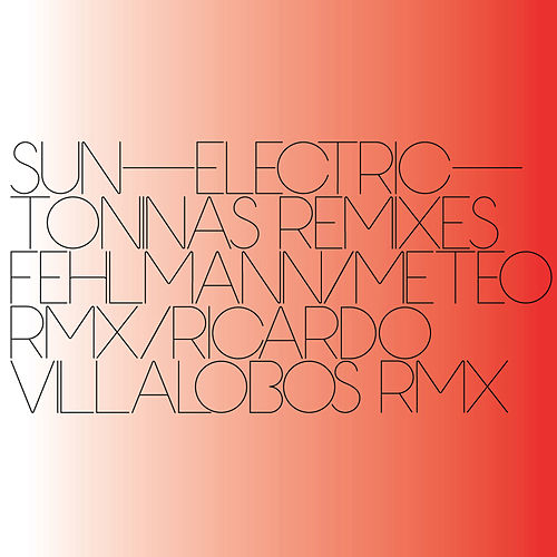 Toninas Remixes von Sun Electric
