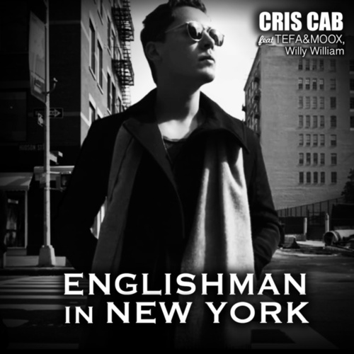 Englishman In New-York de Cris Cab
