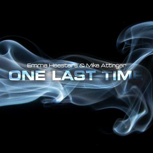 One Last Time van Emma Heesters