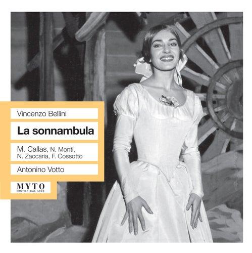 Bellini: La sonnambula (1957) de Maria Callas