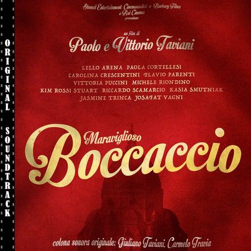 Maraviglioso Boccaccio by Giuliano Taviani