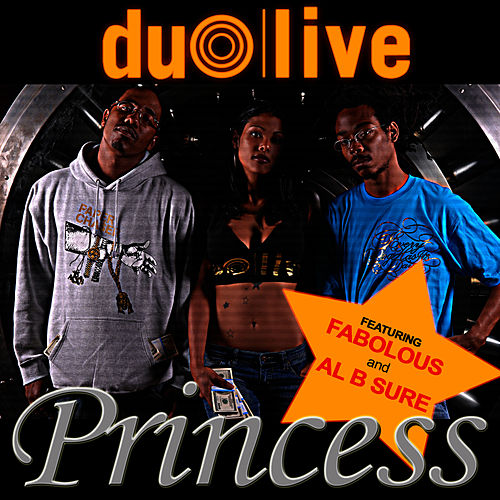 Princess Remix de Al B. Sure!