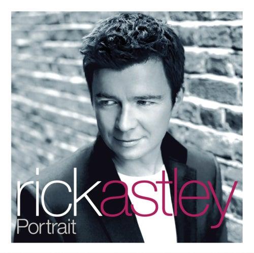 Portrait von Rick Astley