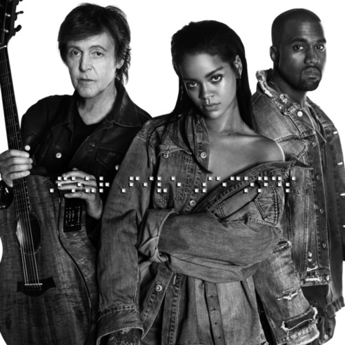 FourFiveSeconds Feat. Kanye West & Paul McCartney de Rihanna