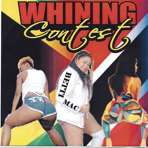 Whining Contest by Betti Mac