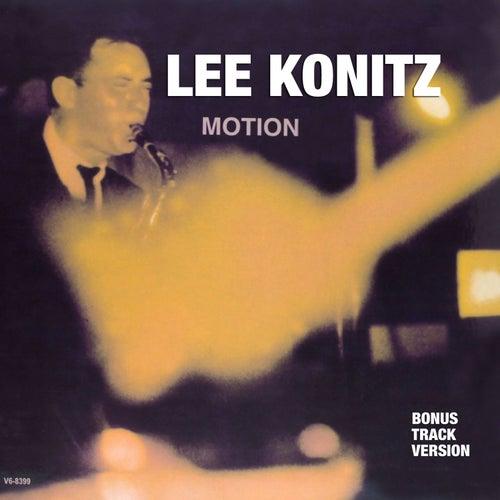 Lee Konitz Motion (Bonus Track Version) by Lee Konitz